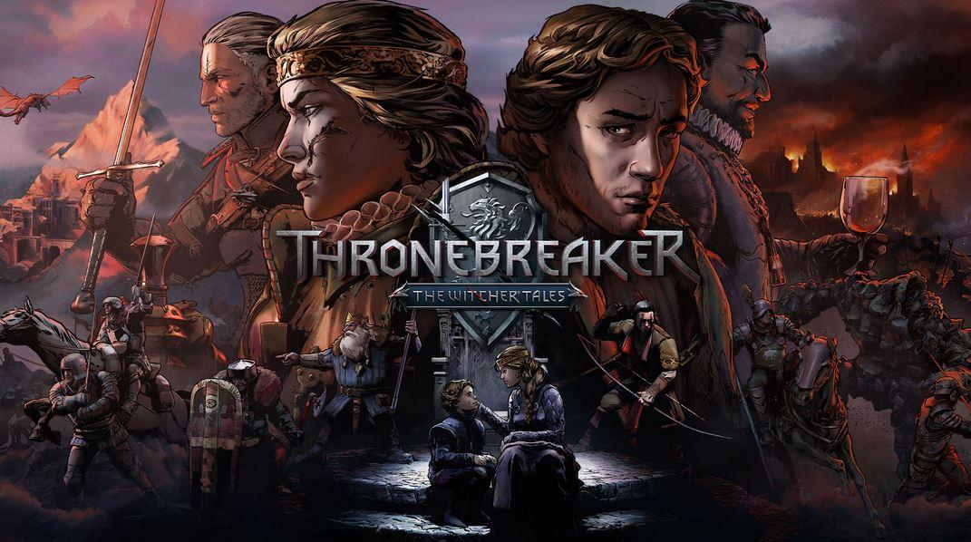 Thronebreaker: The Witcher Tales (S) $9.99 via eShop. 2