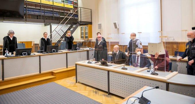 Landmark Verdict In Germany Sentences Syrian For Aiding Crimes Against Humanity Photo