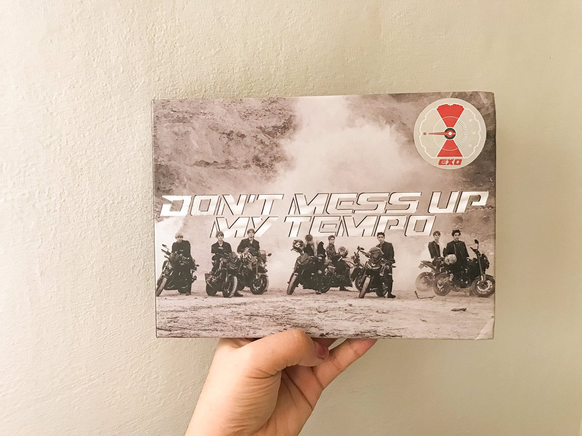 ✨ FOR SALE! ✨  🍂 EXO DONT MESS UP MY TEMPO UNSEALED ALBUM 🍂  💵PHP 400 only!!! with freebies!   exo dmumt unsealed album Suho Xiumin Lay Baekhyun Chen Chanyeol D.O Kai Sehun 🍂 https://t.co/J8GBvB5i09