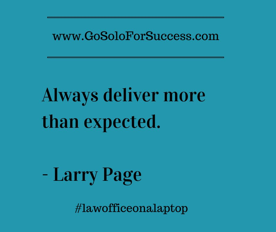 Happy #Wednesday ! #WednesdayWisdom #lawpractice #lawfirm #solopreneur #startup #lawyerlife #solo #lawyer #entrepreneur #quote  #lawofficeonalaptop #lawoffice #mobilelaw