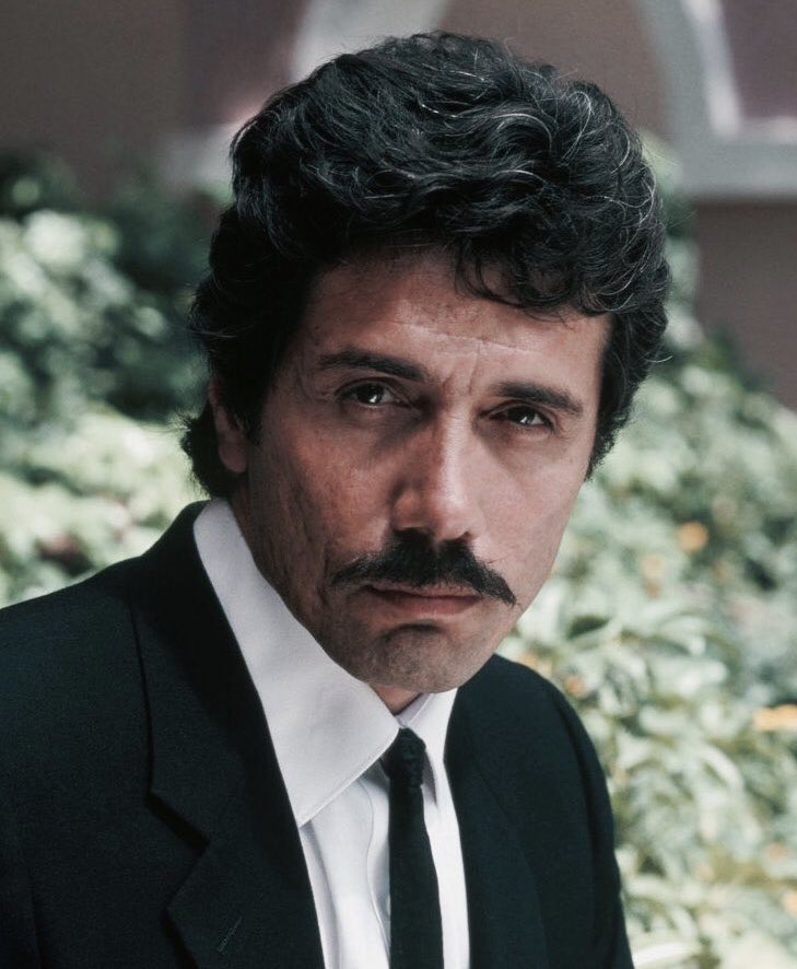 "Happy Birthday  Edward James Olmos!!!!! Tenente Castillo of ""Miami Vice\""."