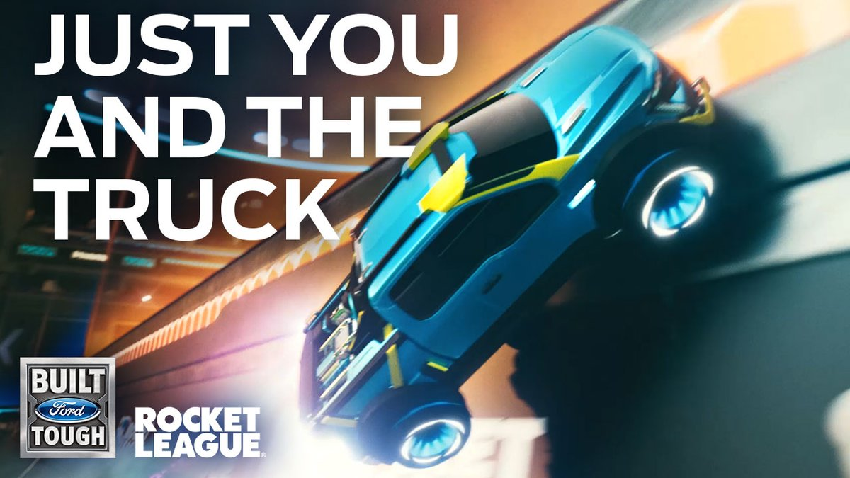 Reminder that the @Ford F-150 RLE is in the Item Shop! Pick it up now!