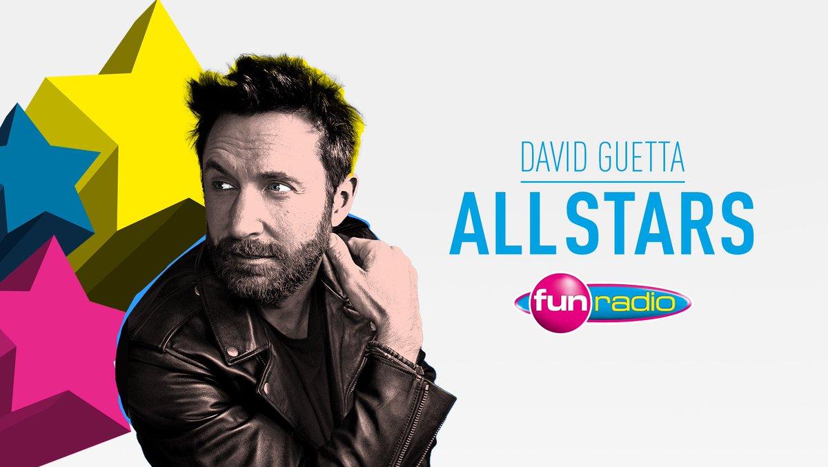 🇫🇷 Merci @funradio_fr pour cette série d'interviews pour la 3ème saison du Podcast #AllStars 🙏🏼🙌🏼⭐️ 🔗
