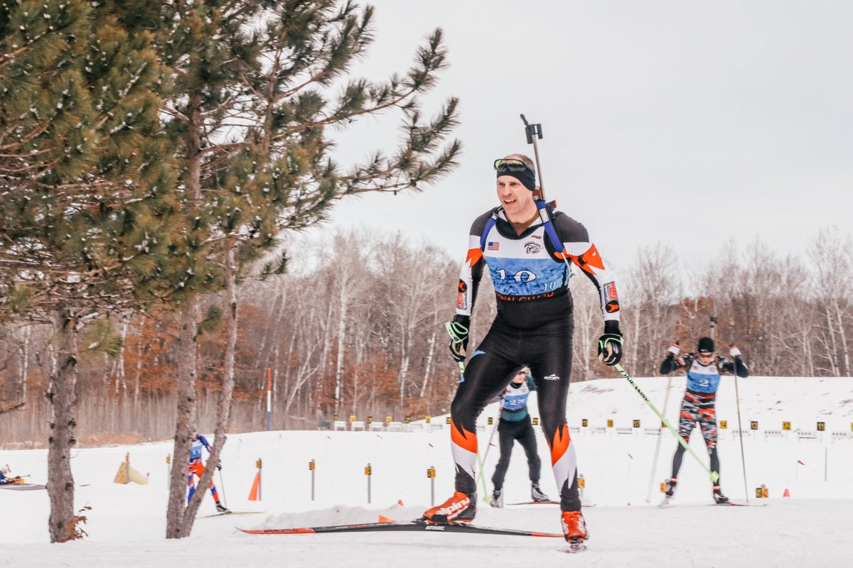 Several members of the @MNNationalGuard Biathlon Team are competing at the Chief of the National Guard Bureau Biathlon Championships being held at @mncampripley this week.