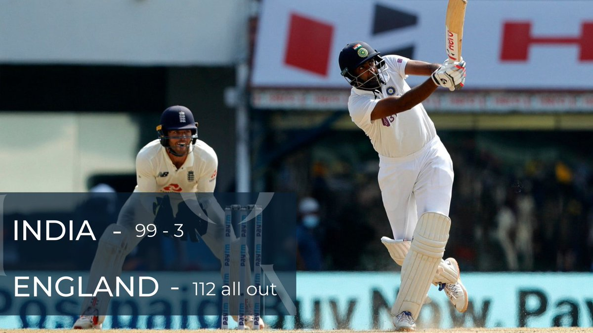 Not a great start to the third Test for England...  #testcricket #cricket #IndiavsEngland #Englandcricket #Indiacricket