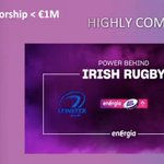 Image for the Tweet beginning: Sports Sponsorship <€1M in value