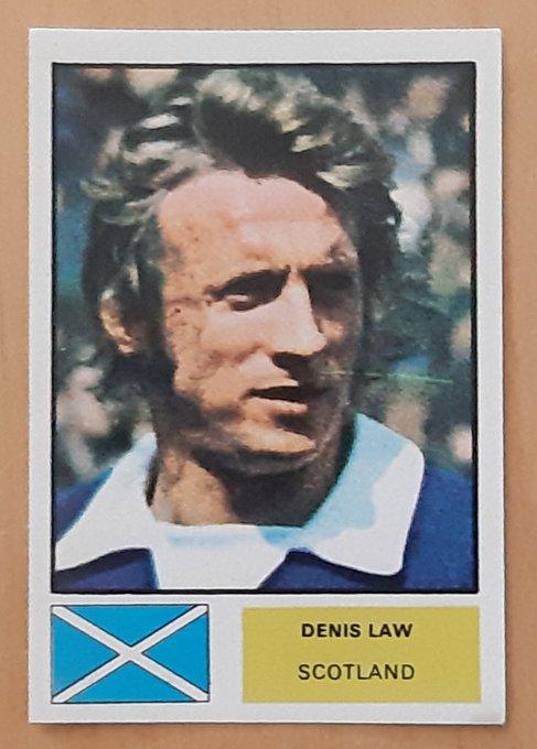 Happy 81st birthday to legend Denis Law