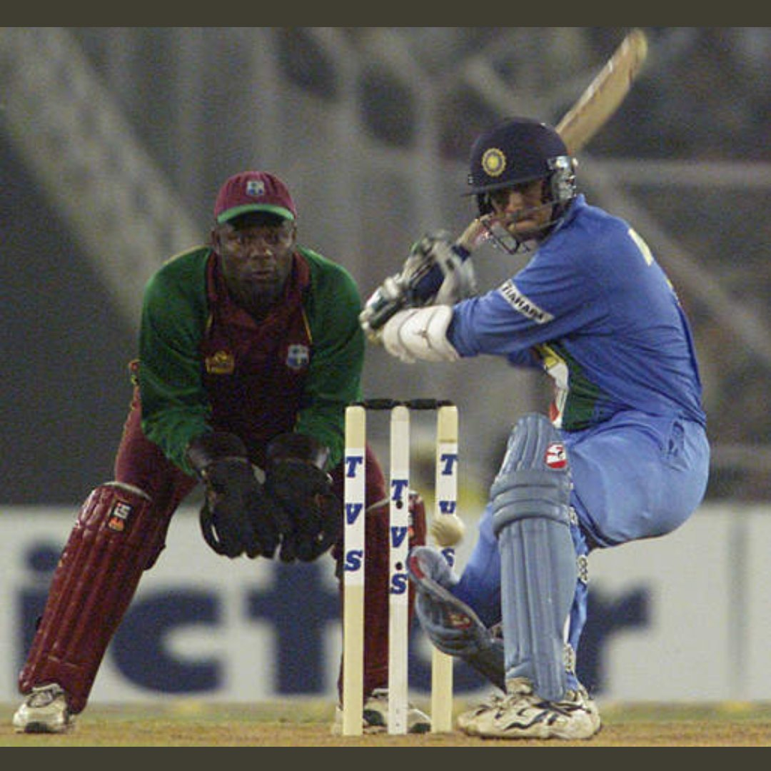 @TwitterSports #RahulDravid   From November 2002