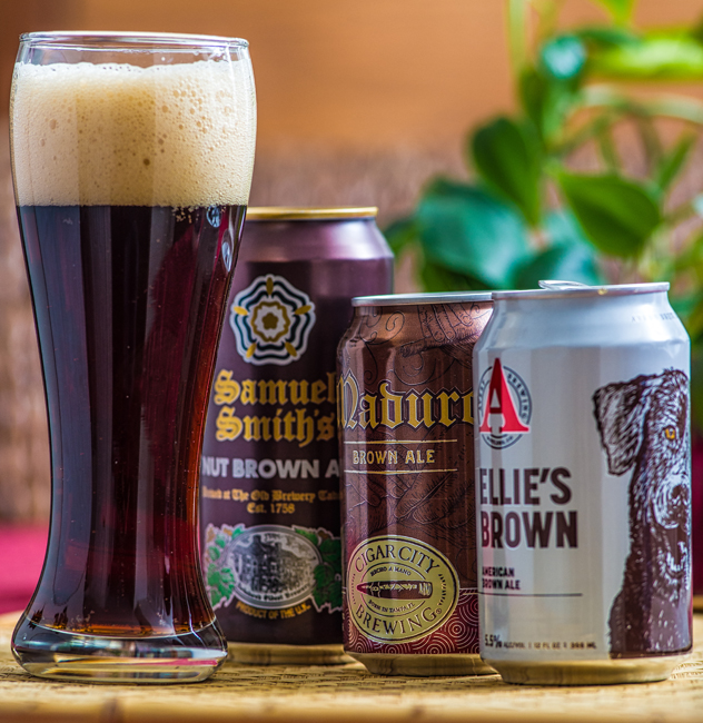 Cooler weather always sends me looking for darker, maltier ales, especially when I am searching for a beer that pairs well with chili or a rich stew, and brown ales are a perfect fit.   by GREG SIERING photo by RODNEY MARGISON  Read more: https://t.co/bCkDdUbjaC https://t.co/0bIJAQUQRx