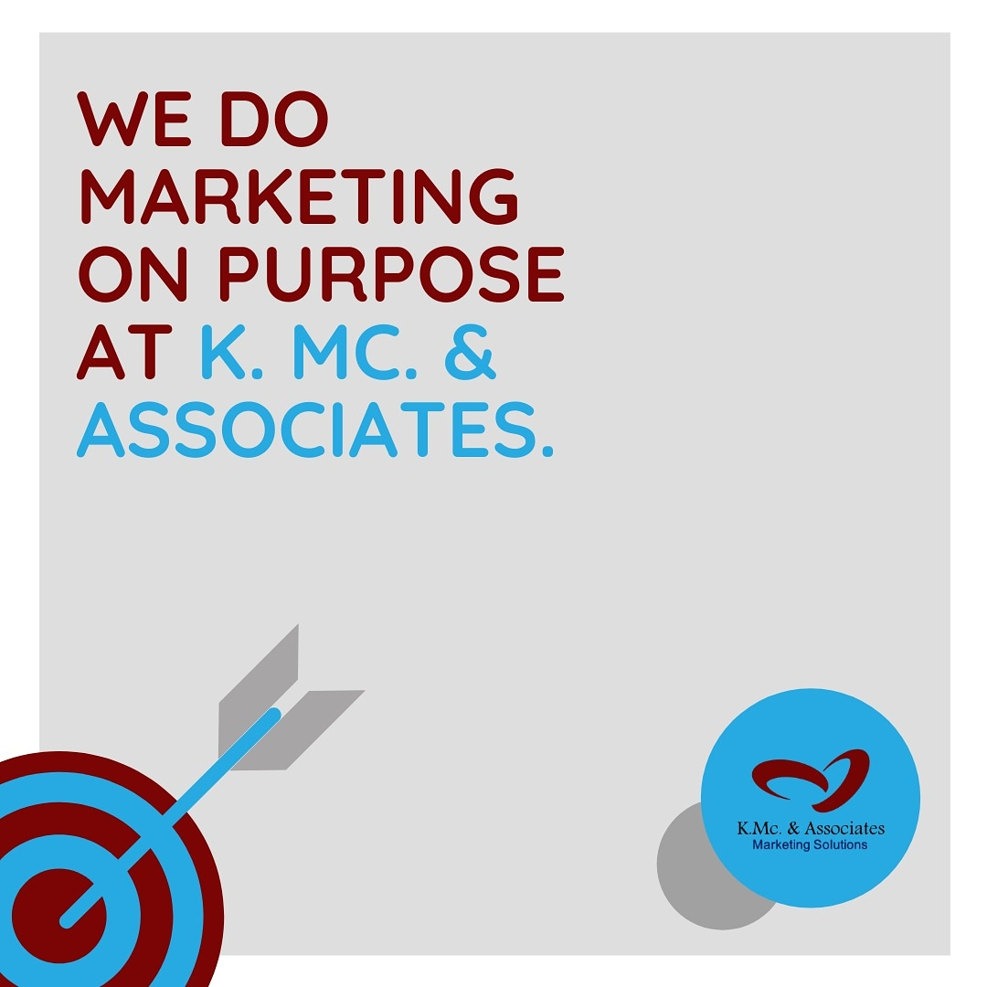 Creative, effective & poignant. We do marketing on PURPOSE! 😎  #marketing #WednesdayWisdom