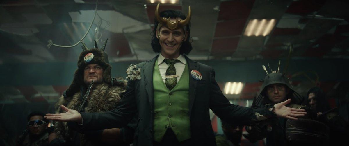 Marvel's Loki series will premiere on Disney Plus on June 11th