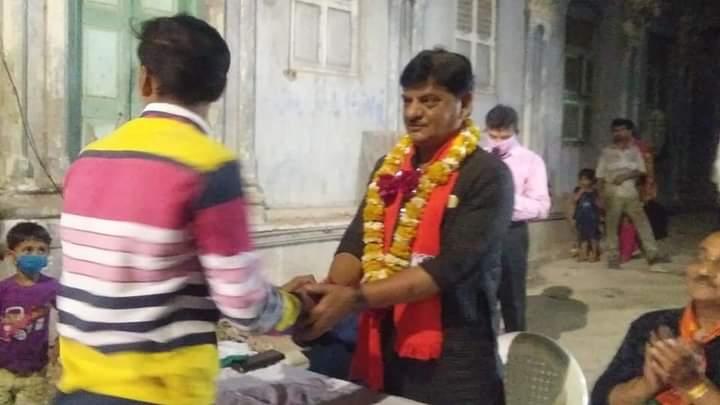 ....સહેનાઝ મકબુલહુસેન ઝંબુસરીયા, સલીમ ઘાંચી, રિયાઝ ઉર્ફે બટાકી બાપુ હાજર રહ્યા હતા. #ગુજરાત_મક્કમ_ભાજપ_અડીખમ #Vadodara #dabhoi #BJP #sotta