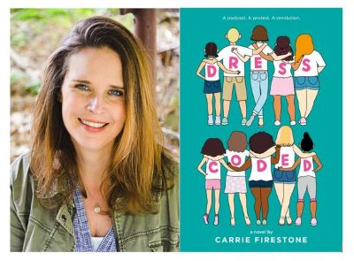 "test Twitter Media - It's time for another edition of ""For Teachers by Teachers"" Carrie Firestone, author of the debut novel Dress Coded, talks to us about her journey from teaching to writing. #kidlit https://t.co/B2WSVuwGDt @penguinkids @PenguinClass @CLLFirestone https://t.co/V5Y5r6aciU"