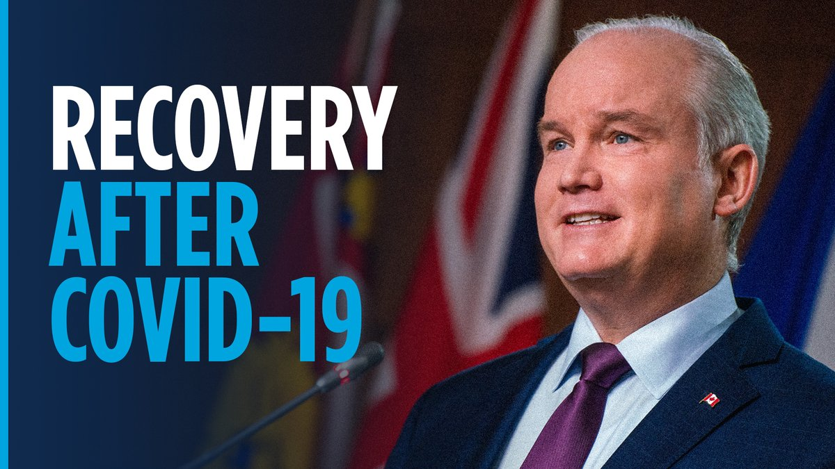 I'm frustrated that the government's vaccine strategy has put Canada at the back of the line. We can't afford the same mistakes with our economic recovery. Our approach will put workers and job-creation at the centre of our comeback.