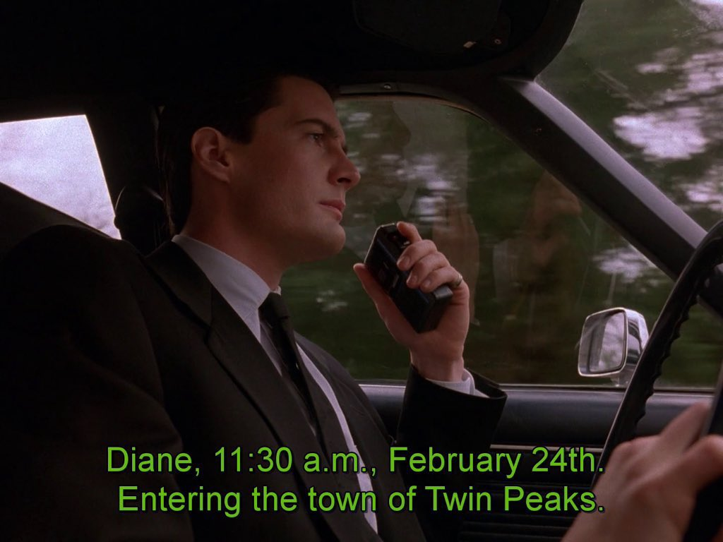 Happy #TwinPeaksDay !