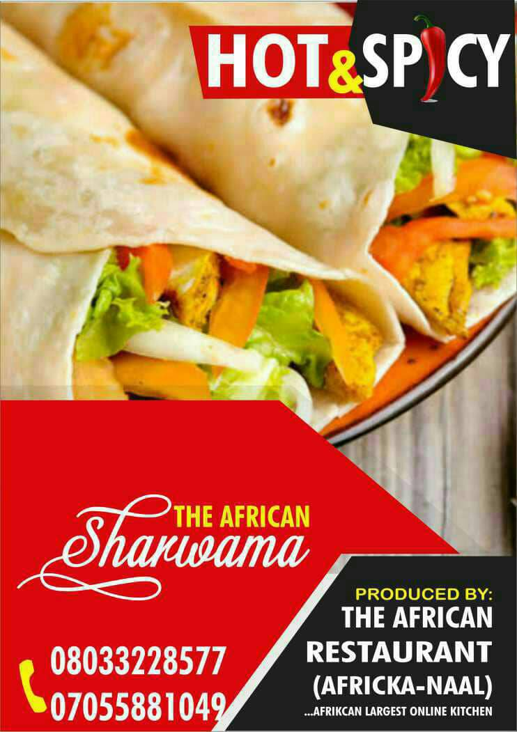Taste our sharwama and you keep ordering everyday. It's the experience!   Right in time!  #breakfast #lunch #dinner #Abuja #Nigeria #AfricanLargestOnlineKitchen #foddie #food #delicious  #kitchen #naija