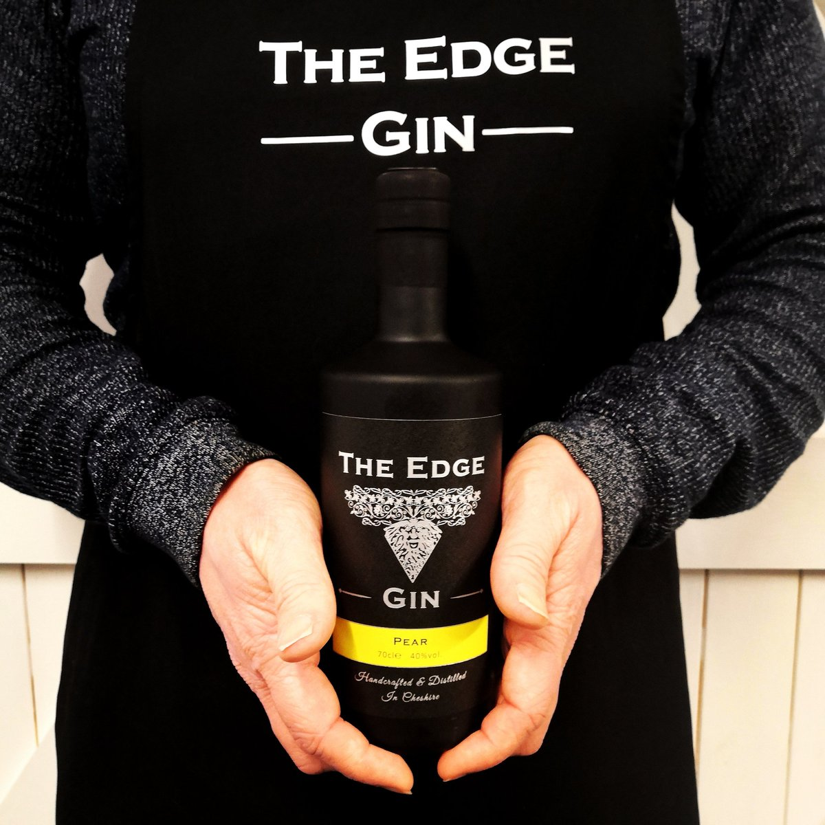When you make an Edge Gin purchase you really are supporting a small, hard working business & we thank you very much 🧡🍐 (Full post over on our Insta/Fb) #Gin #Cheshire #Alderleyedge #Wilmslow #wednesdaythought #giftideas Ps Our Pear Gin would be lush for #GinSoakedRaisins  😉