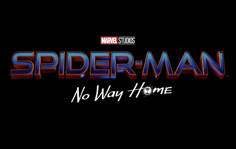 OFFICIAL: SpiderMan No Way Home only in movie theaters this Christmas. #SpiderMan3