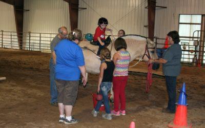 Red River Riders Therapeutic Horseback Riding   #RedRiver #Shawano #Wisconsin #WednesdayMotivation #WednesdayThoughts #WednesdayWisdom