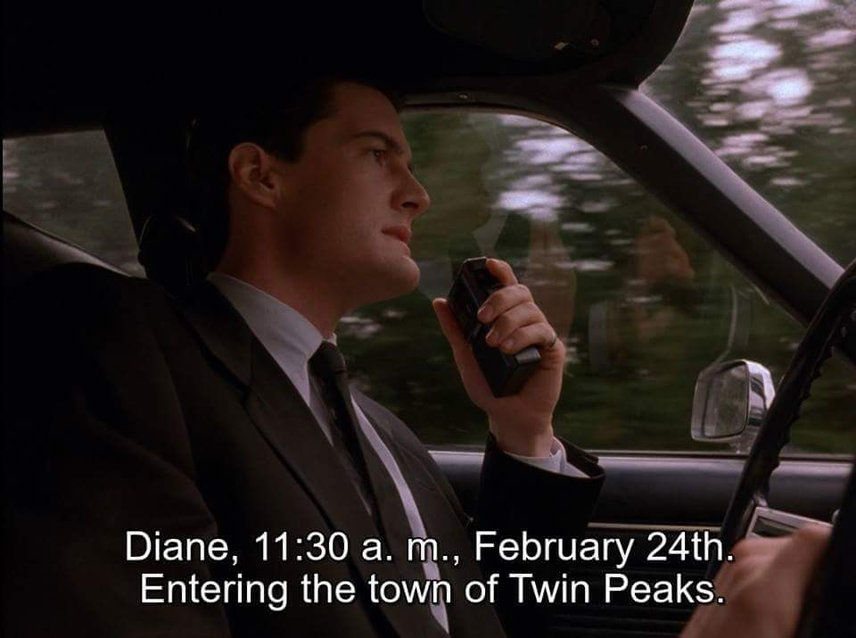 #TwinPeaksDay