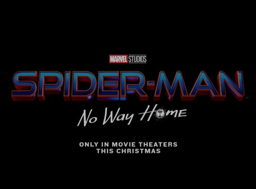 #SpiderManNoWayHome