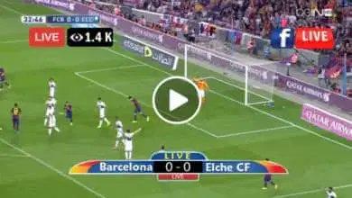 Barça vs Elche La Liga Football Live Today 2021  Live🔴▶️   The Wall takes the field. #ElcheBarça  #FC_Barcelona_vs_Elche_CF_Live  #Elche_CF_vs_FC_Barcelona_Live  #Barcelona_vs_Elche_Live