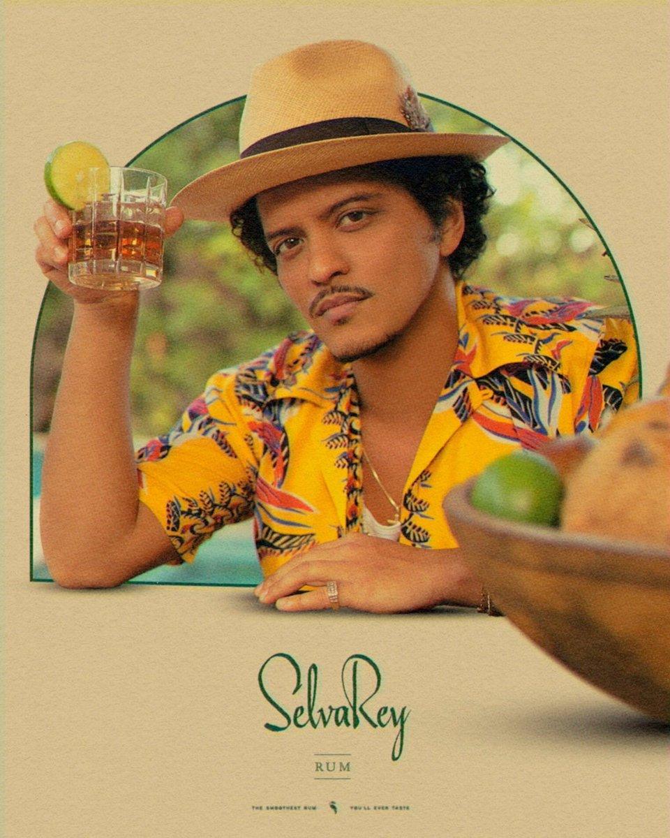 Bruno Mars - Seductive By Nature ✨🥃 #SelvaReyRum #TropicalLuxury