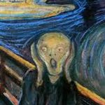 Image for the Tweet beginning: The Scream o El Grito