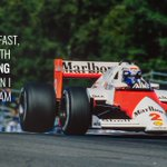 One of our favourite quotes from 'The Professor' on his birthday!  #WednesdayWisdom #AlainProst #F1