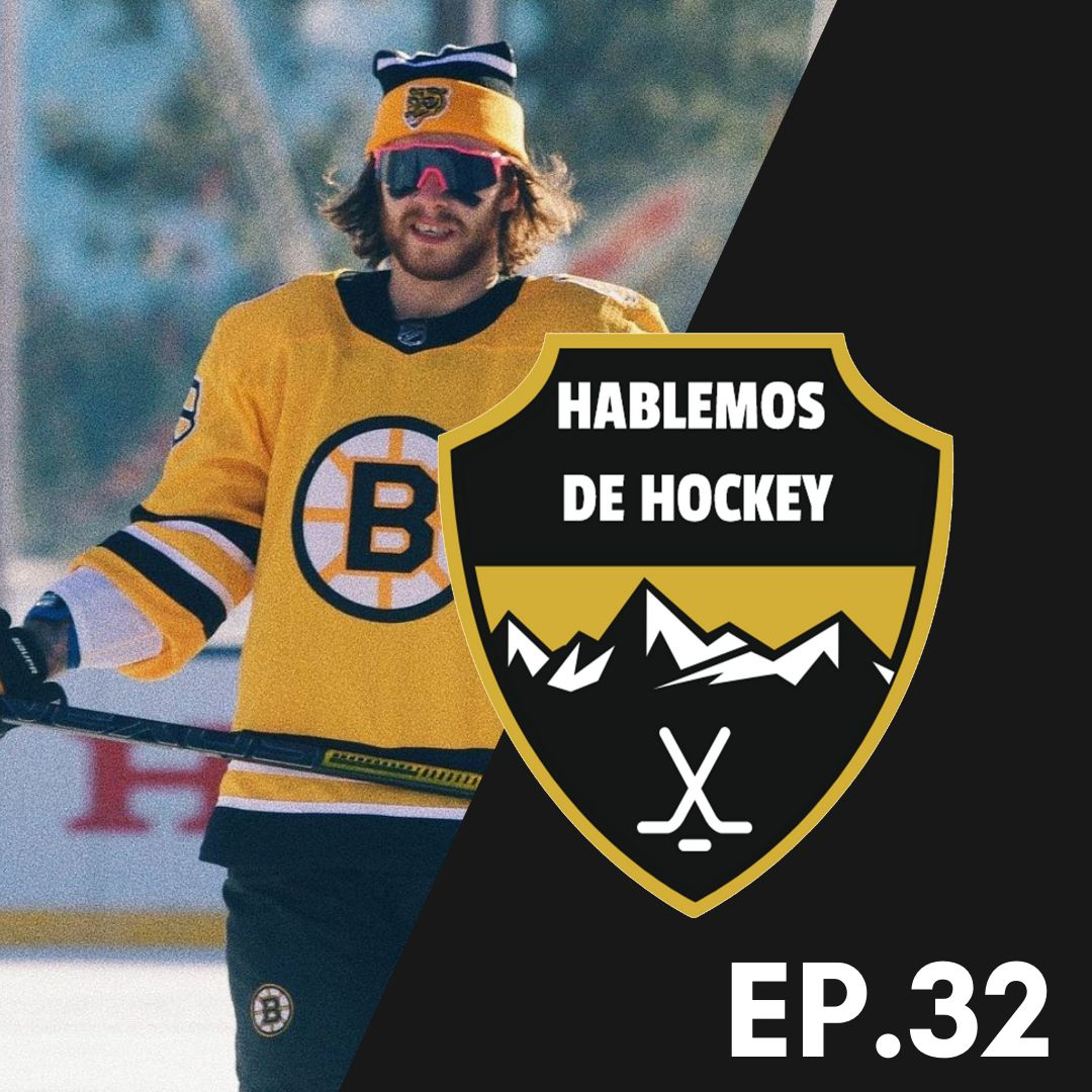 Nueva colaboración @Hablemoshockey Programa3️⃣2️⃣Noticias de #NHL, análisis de divisiones,🔝mejor y peor⏬equipo,3️⃣estrellas⭐@moisesmv7506,la Zamboni @ericblanch y @LLastsecond vuestros comentarios🗣y la #LNHH @ivoox: @Spotify: #NHLesp