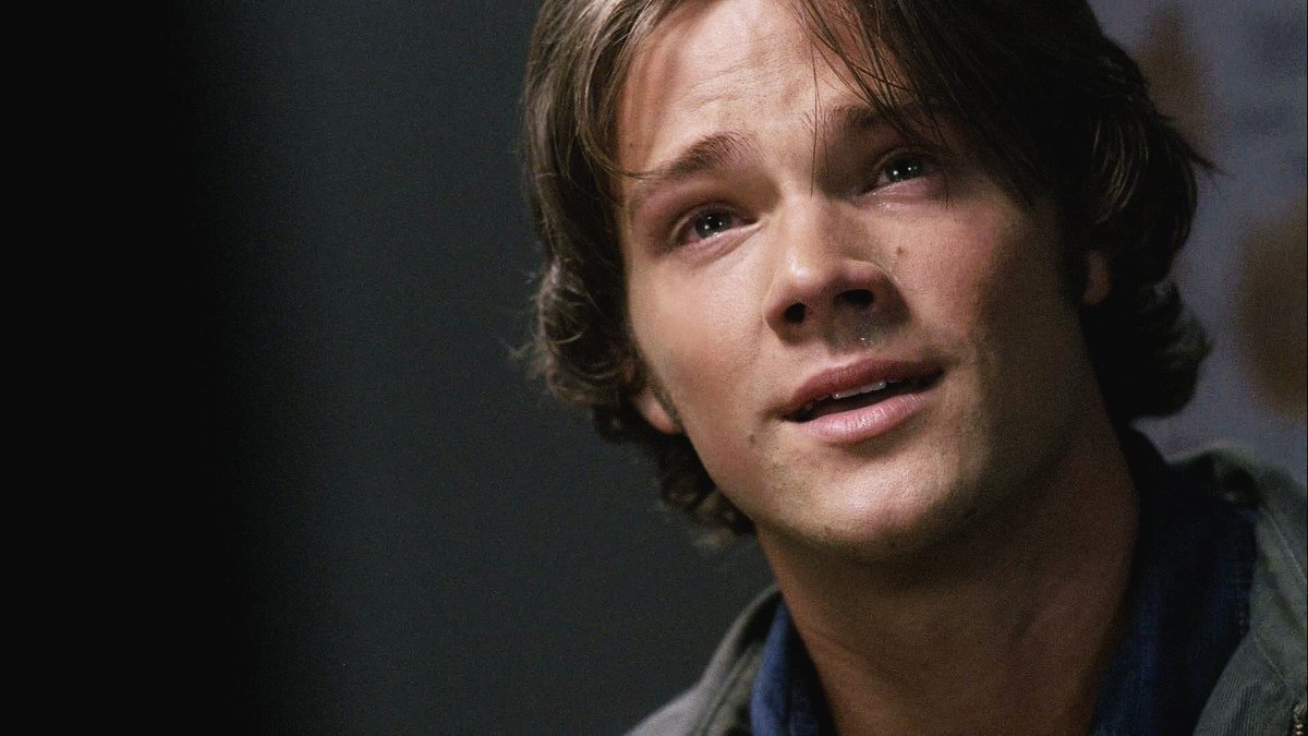 lately i've been thinking about all the times sam has asked to die or be killed throughout supernatural and going a little feral so here is a Thread of some of them because for some reason i wanted a compilation: