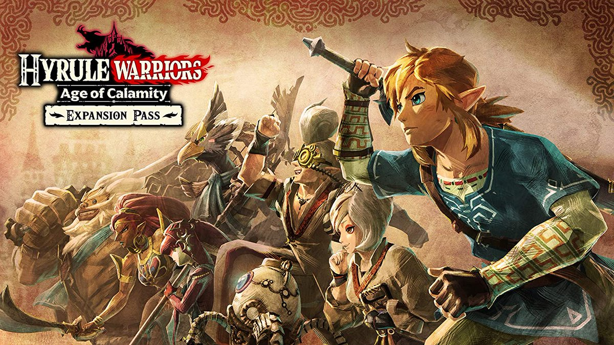 Hyrule Warriors: Age of Calamity Expansion Pass is now available via Amazon. 2
