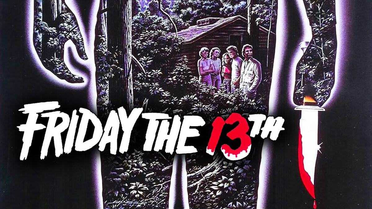 The subtitle for the next Friday the 13th movie is the title of the last horror movie you watched.  Fill in the blanks:  Friday the 13th: ________