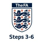 Image for the Tweet beginning: Clubs at Step 3-6 were