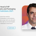 Image for the Tweet beginning: Discover @LabelsNLabeling Industry Predictions for