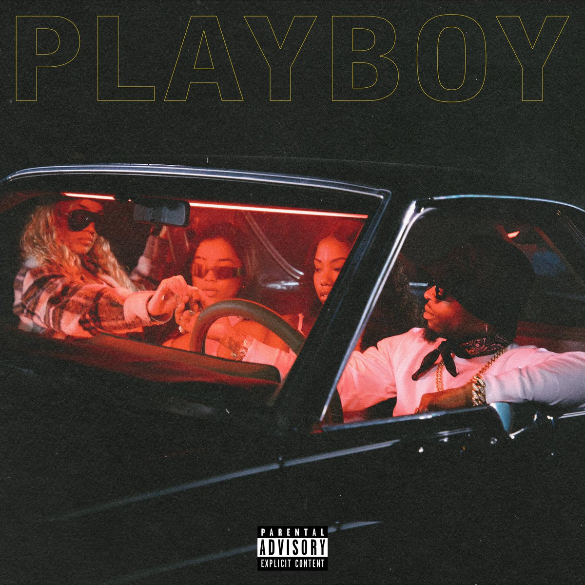 "R&B CAPSULE ..... ""PLAYBOY""  .... DROPPING MARCH 5TH ❤️❤️ ... HERES THE COVER ... I LOVE YU ALL ☂️🎥‼️🔥🔥❤️☔️☂️"