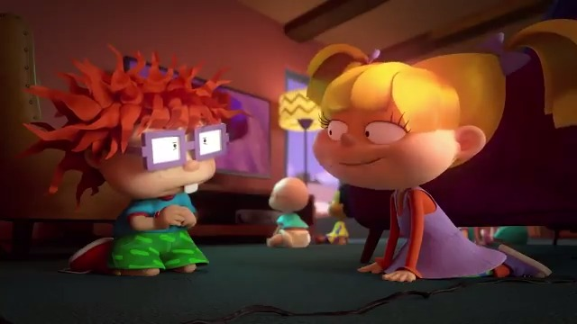 #ParamountPlus is bringing back your favorite babies: The Rugrats. The new series features the original voice cast with an updated animation style.