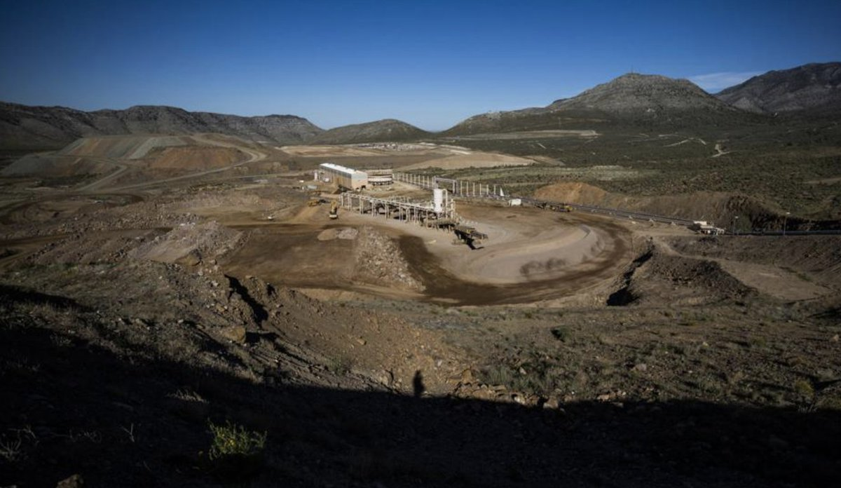 It might take a long time for the U.S. to become self-sufficient in rare Earth materials