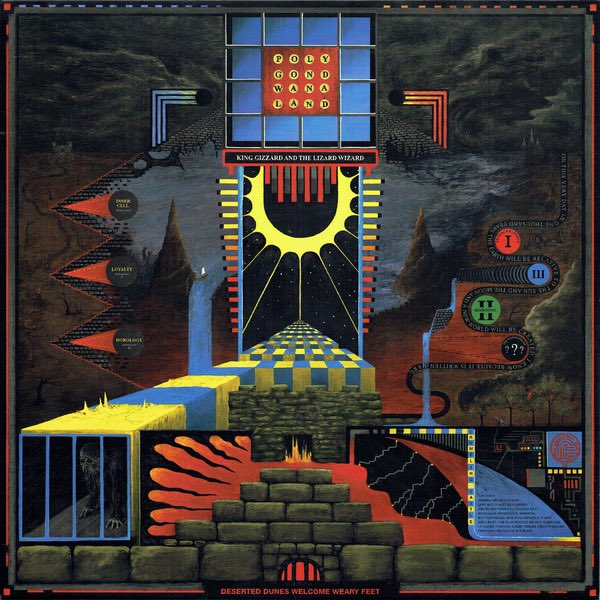 Polygondwanaland The Prisoner