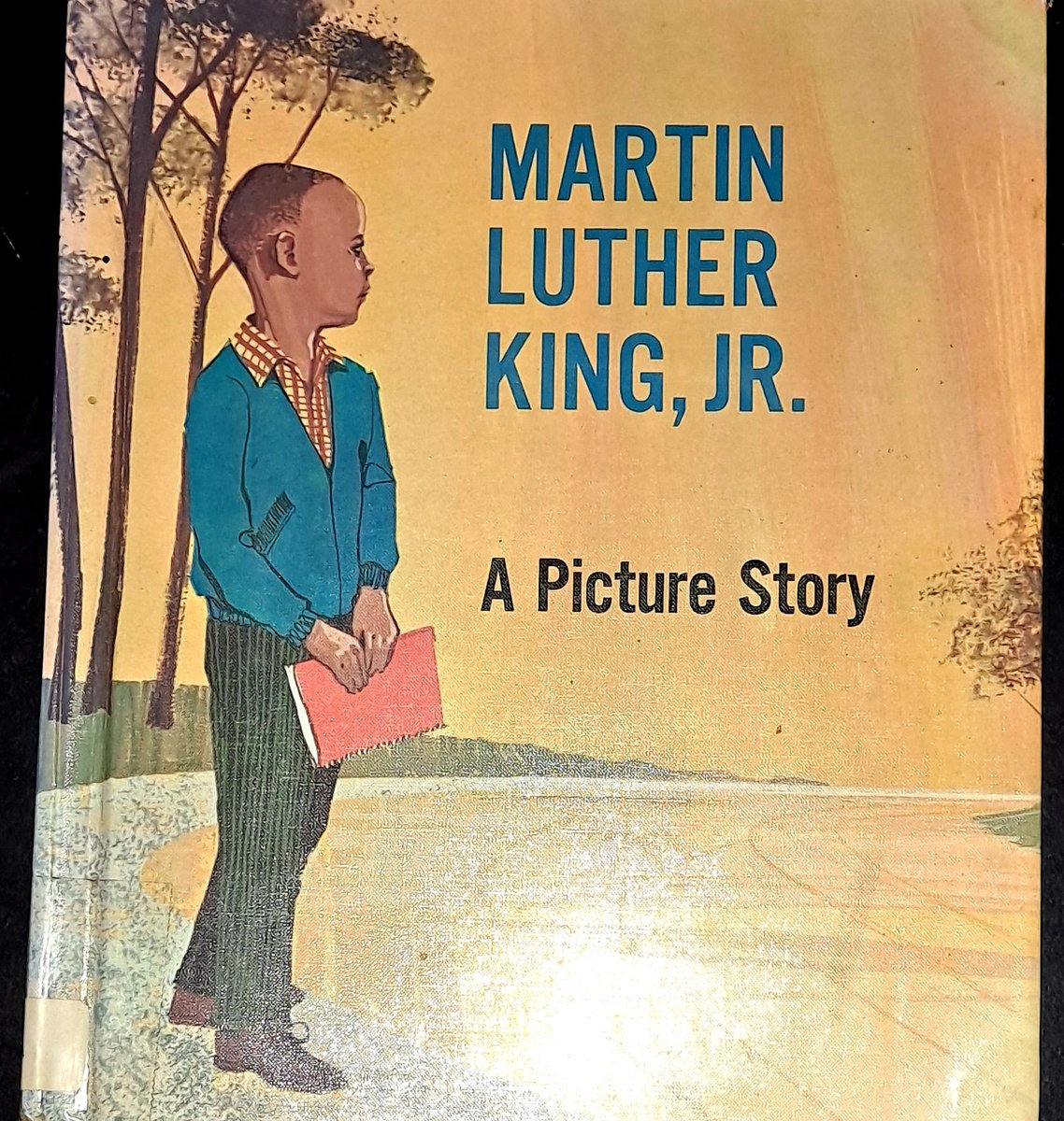 #Books collecting is another hobby I can't control. #Vintage #DIY #Autographed #History ones especially. Which I #trade or #sellingcontent. But in honor of #BlackHistoryMonth I want to post this one. #MartinLutherking