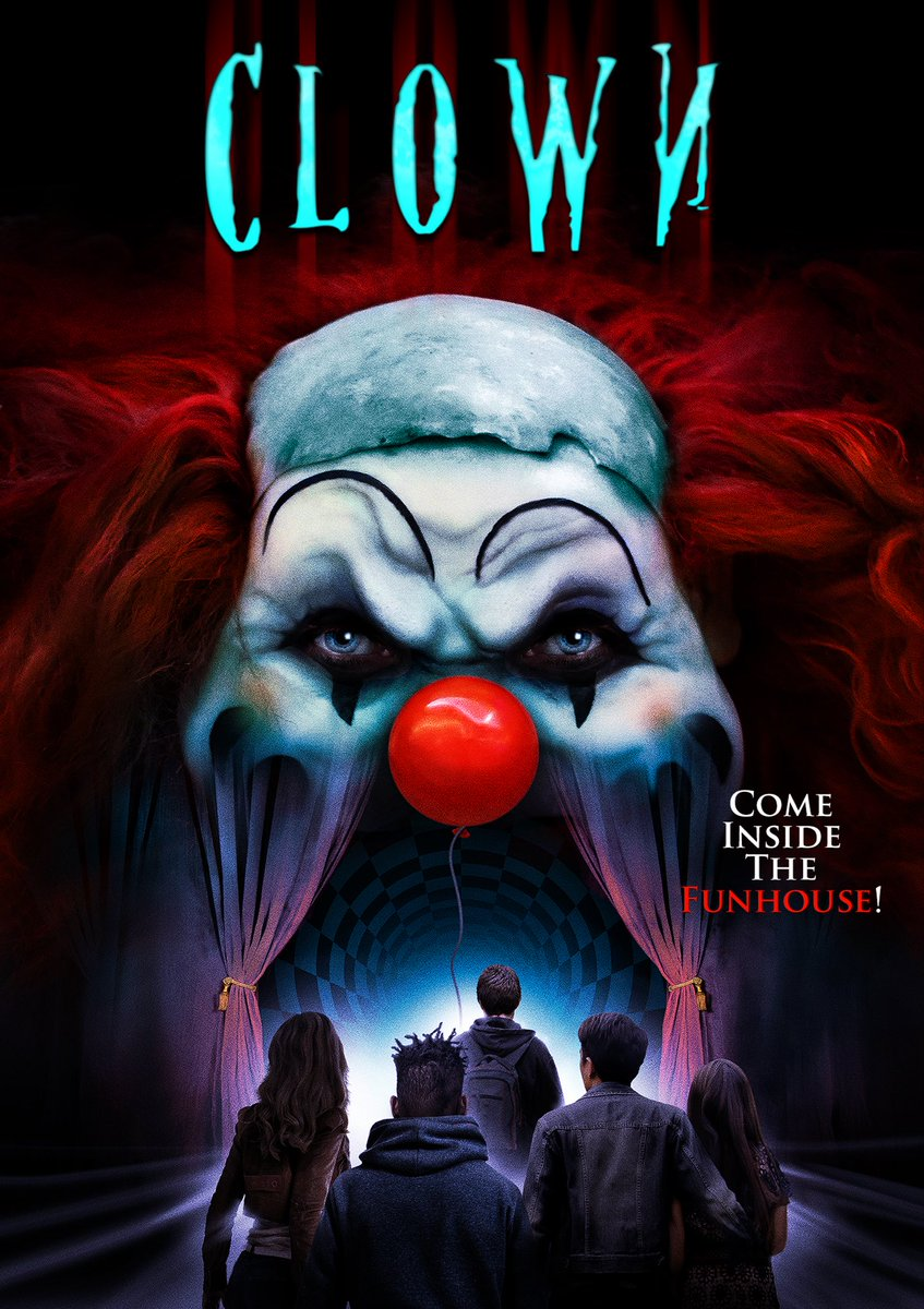 Replying to @theasylumcc: Have you seen our movie Clown?