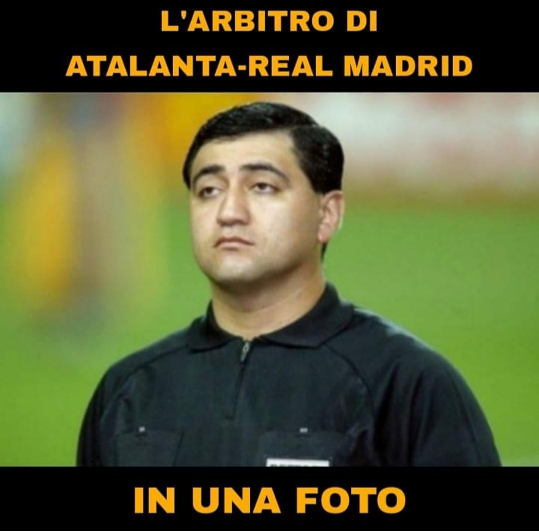 #AtalantaRealMadrid