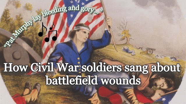Missed today's live program about wounds and injuries in #CivilWar music?   We just uploaded the full program to our YouTube channel!   Check it out 👇   #HistMed #Music