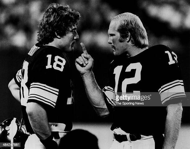 Let's not forget Cliff Stoudt! (The guy on the left) #Steelers