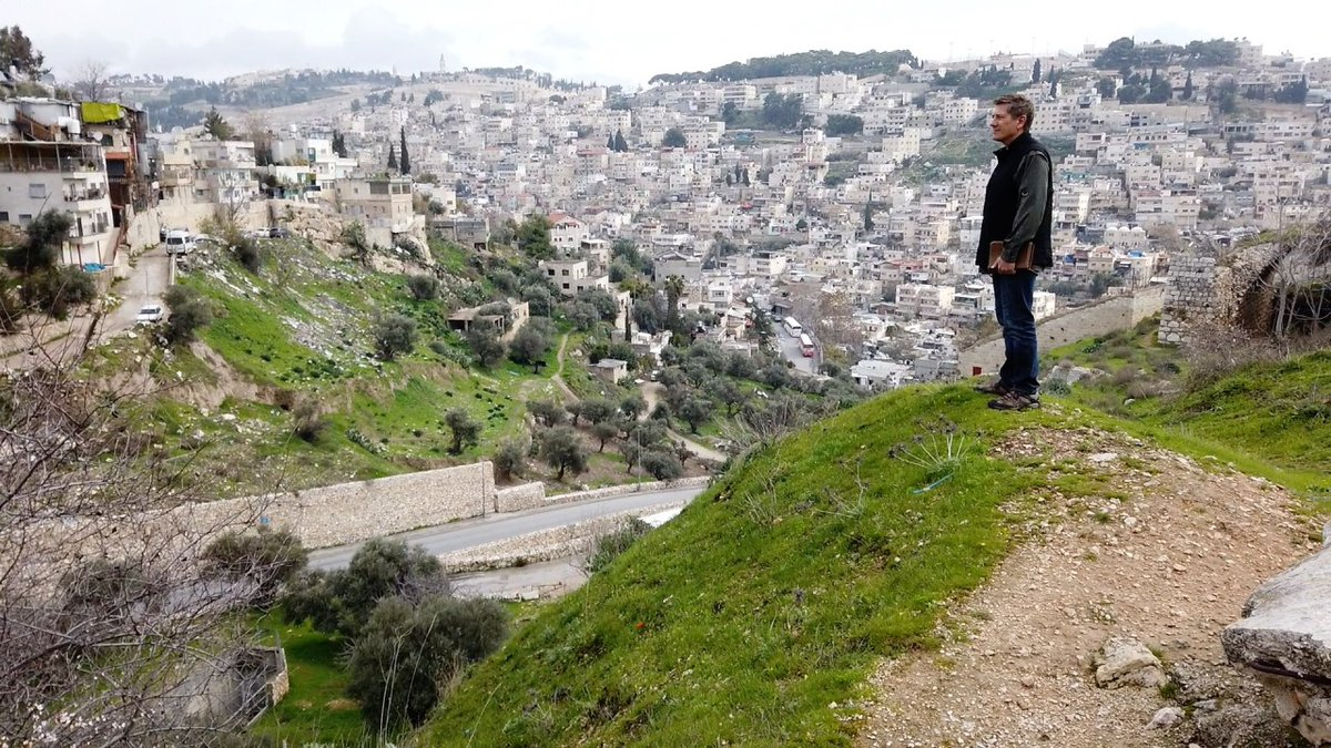 God's New Covenant promises to restore Jerusalem—including its infamous Hinnom Valley (pictured). The restoration reflects a repentant Israel who knows the Lord through His provision of grace: