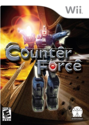 Counter Force (Wii) is $16.75 brand new on Amazon: 2 one copy left