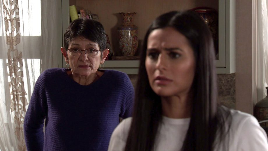 This week, #CoronationStreets Yasmeen is visited by bailiffs and finds herself in spiralling debt. If you're affected by this storyline, we may be able to help: ow.ly/RYLD50DIoMs @itvcorrie