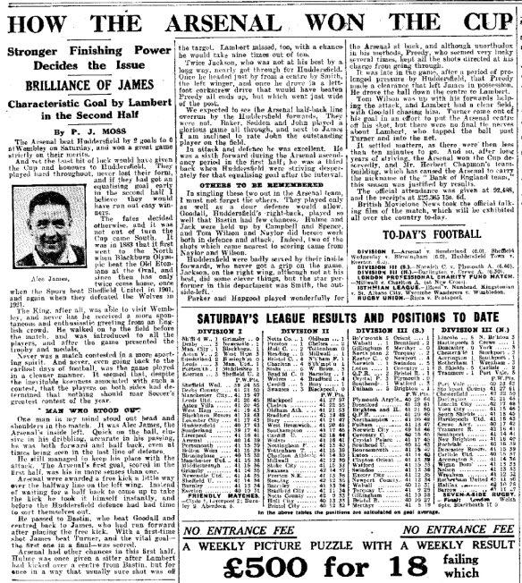 1930 FA Cup Final https://t.co/Kd5DJz5bC4