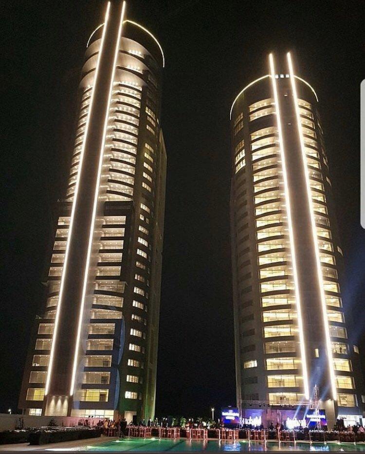 Replying to @AfricaFactsZone: Eko Atlantic City, Lagos State, Nigeria.