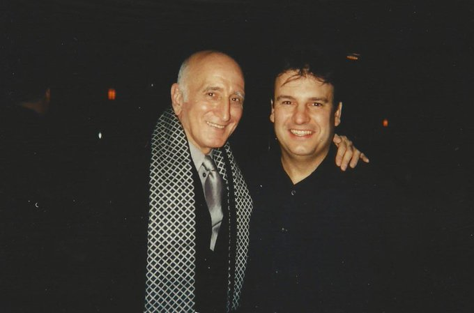 Happy 90th Birthday to Dominic Chianese! Uncle Junior! Johnny Ola! And also a great singer!